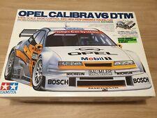 Tamiya Opel Calibra V6 DTM NIB
