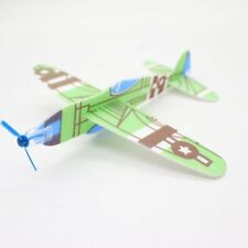 Hand Throw Airplane Aviation Model Kids Toy Glider Outdoor Children DIY Gifts
