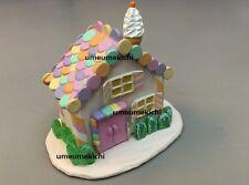 V. RARE Re-ment dollhouse miniature gingerbread house SECRET ITEM 2004