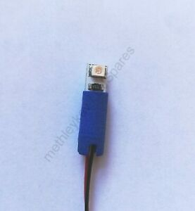 BLUE LED LAMP FOR TECHNICS SL1200 SL1210 TARGET POP UP REPLACES SFDN122-01E NEW