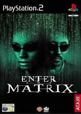 Enter the Matrix (PS2) VideoGames