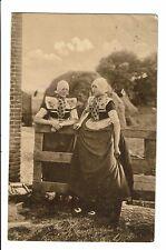 CPA-Carte postale- Pays-Bas- Rotterdam- Fermières en sabots-1913- S5066
