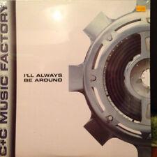 "C + C Music Factory - I'll Always Be Around / VG+ / 12"", Single"