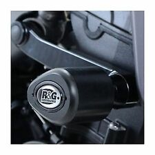 R&G RACING Aero Crash Protectors, Triumph Tiger 800 XRx / XCx *BLACK*