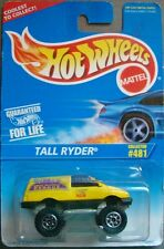 Hotwheels 1995 Collector # 481 Die Cast Tall Ryder Rocky Mountain Rescue