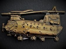 Boeing Chinook Heavy Lift Helicopter Lapel Pin (V48)