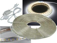 LED-Stripe ''Ultra-Bright'' 230V, 10m 630 Lumen/Meter, weiß