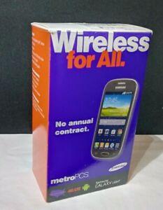 Samsung Galaxy Light SGH T399N UD Metro PCS 4G Lte with original box
