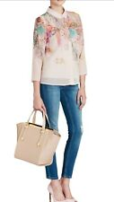 Ted Baker Annla Wispy Meadow Shirt / Blouse Size0