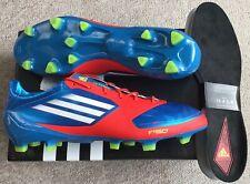 BNIBWT ADIDAS F50 ADIZERO FG SYNTHETIC FOOTBALL BOOTS UK 11