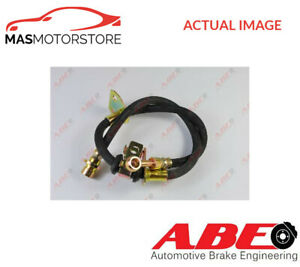 BRAKE HOSE LINE PIPE FRONT LEFT ABE C89123ABE I NEW OE REPLACEMENT