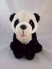 "Barbie Panda Bear Plush Wildlife Doctor Lights Up 9"" 2008 KIDdesigns Inc"
