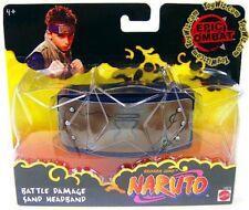 Naruto Epic Combat Battle Damage Sand Headband Roleplay Toy
