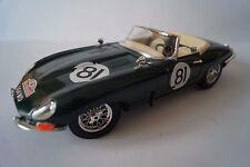 Bburago Burago Modellauto 1:18 Jaguar E Cabriolet 1961 Nr. 81