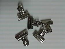 10 Metall-Briefklemmer 30mm MAUL Vielzweckklammer Papierklemme Bulldog Clips