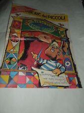 FIGURINE DI CARTA SOLDATI D'ITALIA NEL CORRIERINO DE PICCOLI N.50 DEL 12/12/1965