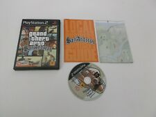 Grand Theft Auto: San Andreas --ps2  (Sony PlayStation 2, 2006)...