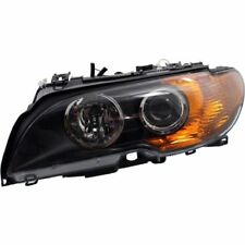For 330Ci 03-06, Driver Side Headlight, Clear Lens