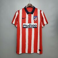 Atletico Madrid Home Jersey 20/21 / Plain Jersey/ No name or Number