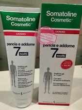 SOMATOLINE COSMETIC UOMO PANCIA E ADDOME 7 NOTTI SNELLENTE PRIMO PREZZO