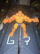 """Marvel univers de super-héros Showdown The Thing Fantastic Four RARE 3.75"""""""