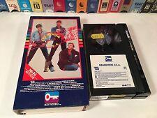* Grandview U.S.A. Betamax NOT VHS 1984 Drama Key Video Jamie Lee Curtis 80's