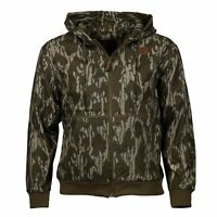 Mossy Oak Gamekeeper Old School Fleece Lined Jacket