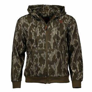 Mossy Oak Gamekeeper Old School Fleece Lined Jacket