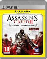 Assassin's Creed II Goty Edition Ps3 Perfetta Edizione Italiana Completa