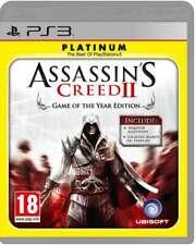 Assassin's Creed II Goty Edition Ps3 Perfetta Edizione Italiana Completa