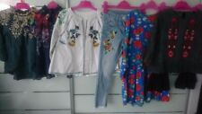 NEW 7x NEXT SPRING SUMMER BUNDLE OUTFITS GIRL TOPS JEANS DRESS 5-6 Y 6 YRS N3