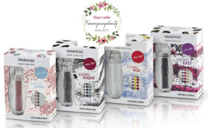 SWAROVSKI Crystal Pixie Nails Multi-Colour, 8.5 x 6 x 3 cm,5 g Plus 30 Flat Back