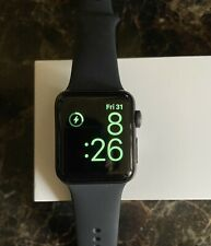 Apple Watch Series 3 38mm Space Gray Aluminium Case Sport Band