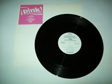 PINK - GET THE Party started US 12-INCH ARISTA PROMO RARE