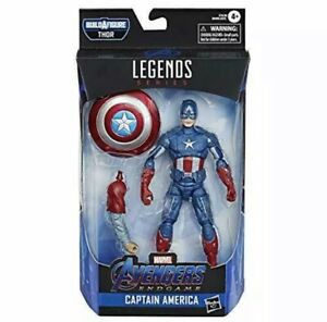 Avengers Marvel Legends Series Endgame Collectible Action Figure Captain Amer