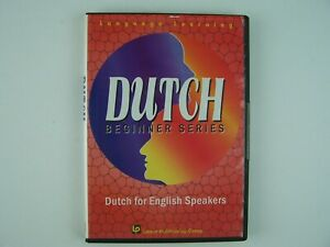 Language Learning DUTCH Beginner Series CD