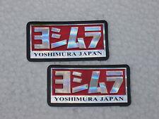 Adesivo sticker * Yoshimura * scarico resistente al calore TUNING Motorsport Biker