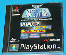 Midway Arcade Greatest Hits - The Atari Collection 2 - Sony Playstation - PS1 PS