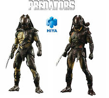 """Hiya Toys Predators Exquisite Minis 1/18 Scale 4"""" Action Figure Official UK New"""
