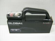 New listing Global G-91 Ceramic Water Sharpener Black Global Cutlery Knife Unused Open Box