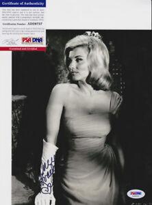 Nancy Kovack Sexy Signed Autograph 8x10 Photo PSA/DNA COA #6