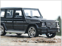Mercedes Benz G63 1:32 Diecast Alloy Sound&Light Pull Back Car Model Toy