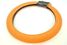 "Redline Freestyle 20""x2.125"" BMX Bike Tire, Orange"