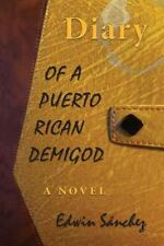 Diary of a Puerto Rican Demigod-ExLibrary