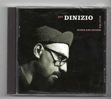 (IX237) Pat Dinizio, Songs And Sounds - 1997 CD
