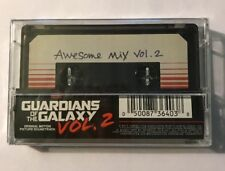 GUARDIANS OF THE GALAXY Awesome Mix Vol. 2 Exclusive RED Cassette Tape
