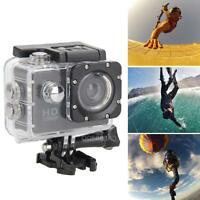 Waterproof HD 1080p Action Sport Cam Camera Camcorder Video Helmet Cam Bike DVR