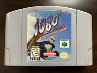 1080 Snowboarding N64 (Nintendo 64, 1998) - Authentic - Tested - Free Shipping