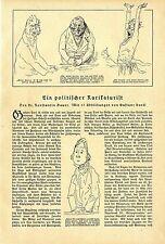 Dr. Konstantin Bauer* Der Elsässer Gustav Doré Ein politischer Karikaturist 1920