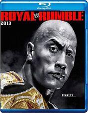 WWE - Royal Rumble 2013 (Blu-ray, 2013) New  Region B